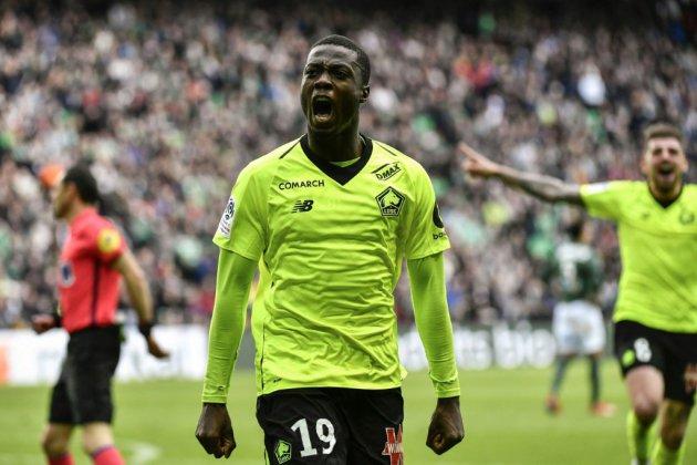 Ligue 1: la bonne opération de Lille
