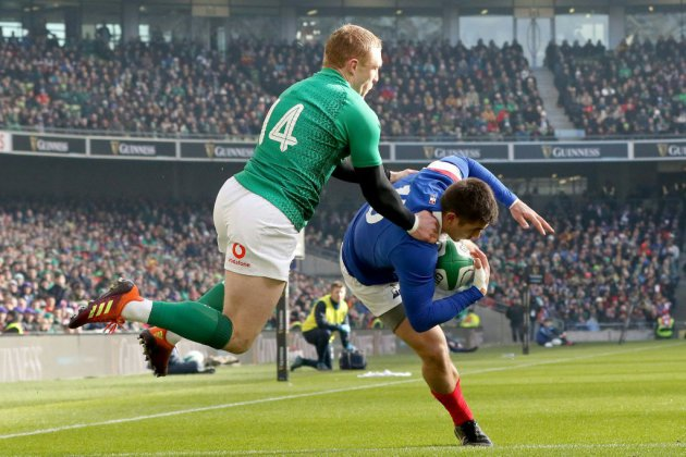 Six nations: nouveau naufrage du XV de France, en Irlande