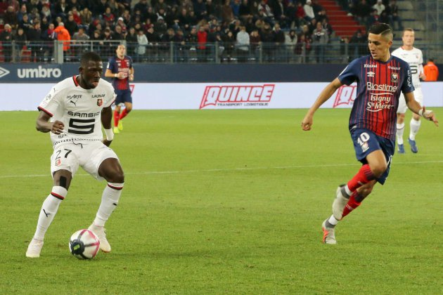 Football (Ligue 1) : Caen a fait illusion pendant 35 minutes à Rennes...