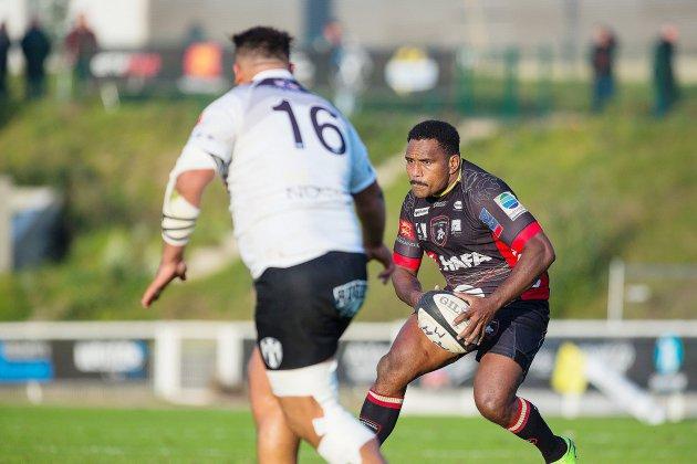 Rugby (Fédérale 1) : affaibli, Rouen n'a pas cédé