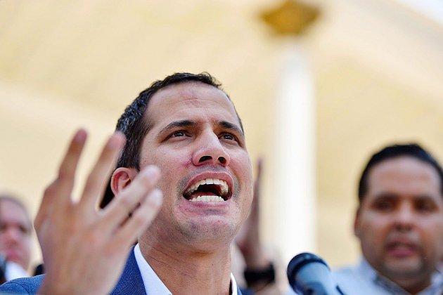 Guaido veut placer le Venezuela en état d'alerte