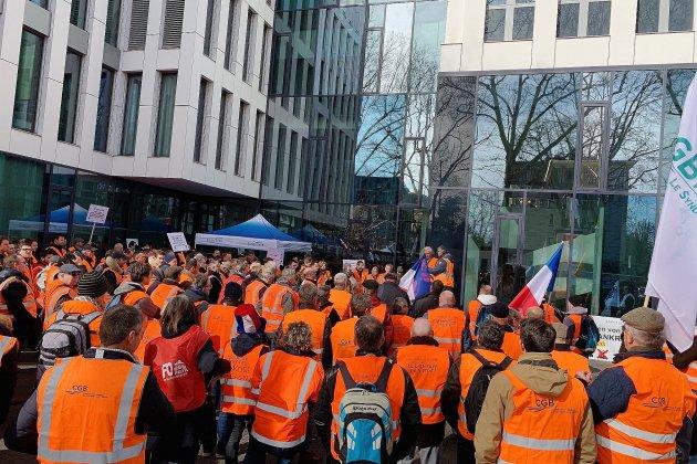 Sucreries menacées: 200 personnes au siège deSüdzucker en Allemagne