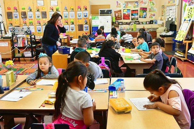 Sous le soleil de Californie, des dizaines de milliers d'élèves sont SDF