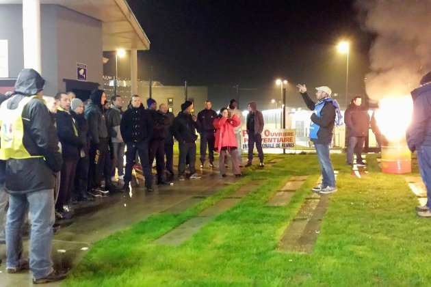 Blocus à Condé-sur-Sarthe : le tribunal administratif rejette la demande de deux détenus