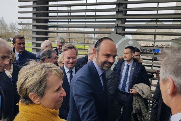 Édouard Philippe lance une nouvelle gouvernance pour gérer le Mont-Saint-Michel