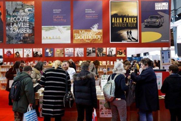 Le salon Livre Paris ouvre ses portes à l'Europe