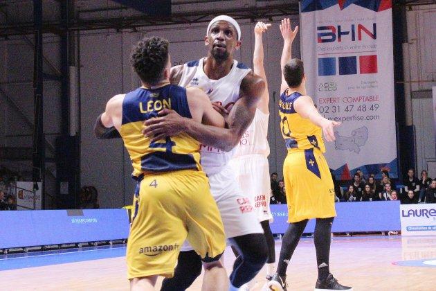 Basket (Pro B) : à Poitiers, Caen ne confirme toujours pas...