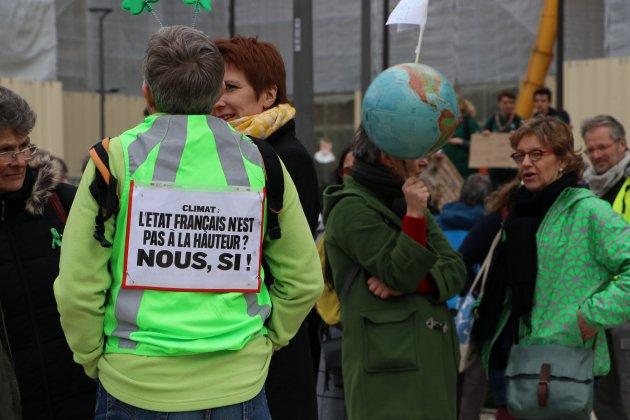 Marche pour le climat : participation record à Rouen