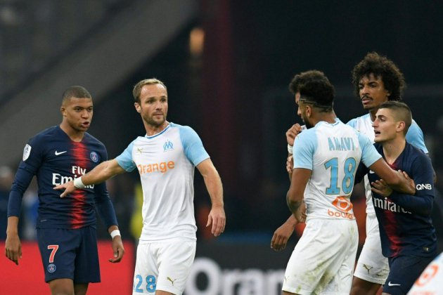 """PSG-OM: un """"clasico"""" au goût de rachat pour Paris"""