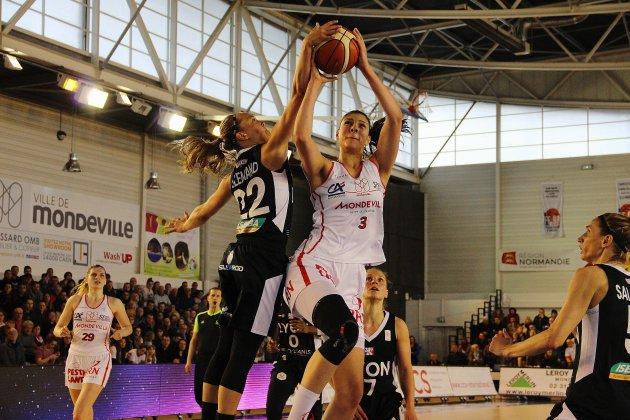 Basket (LFB) : Mondeville battu sur le fil face à Lyon