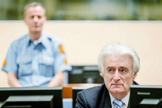 Génocide en Bosnie: verdict final pour Radovan Karadzic à La Haye