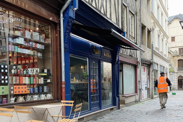Bonne table à Rouen : Bolibol, rue Massacre