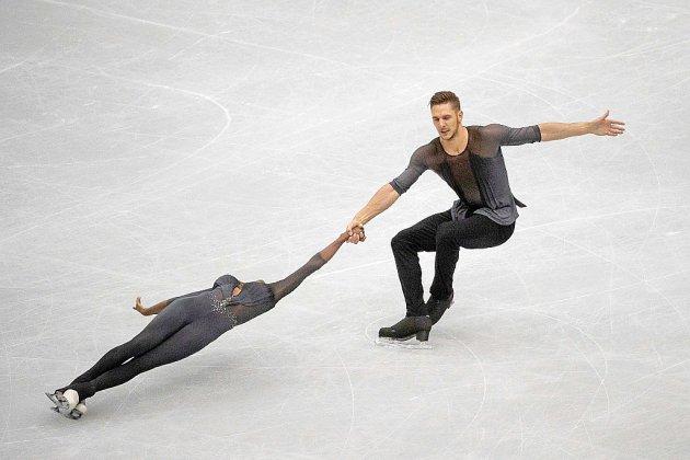 Mondiaux de patinage: pas de miracle pour James et Ciprès, hors du podium