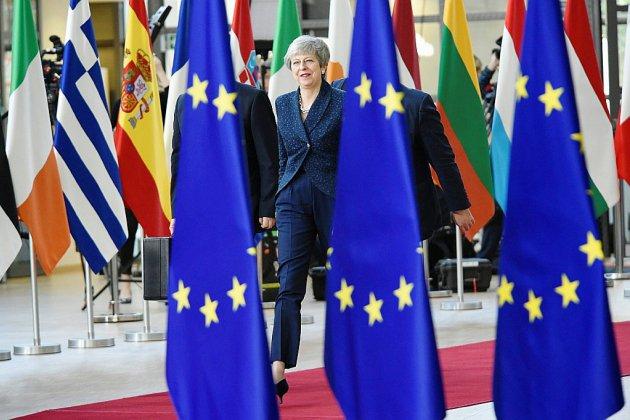 Brexit: l'UE met le Royaume-Uni au pied du mur