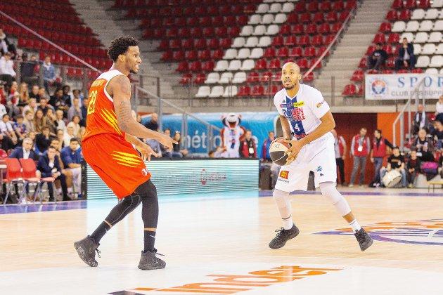 Basket : le Rouen Métropole Basket reçoit le leader Orléans