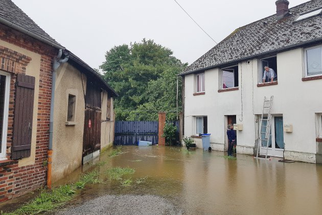 Normandie : quatre villes en état de catastrophe naturelle