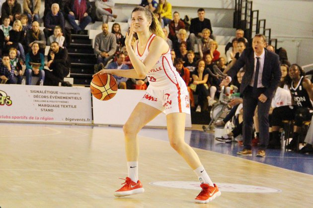 Caen. Basket (LFB): Mondeville battu, La Roche trop fort