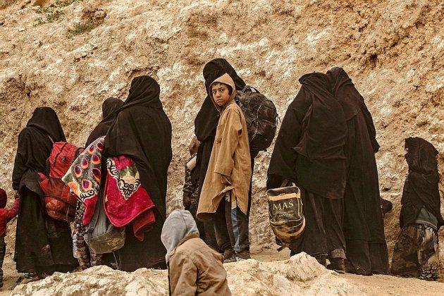 """Même sans """"califat"""", les jihadistes étrangers en Syrie restent un """"danger"""""""