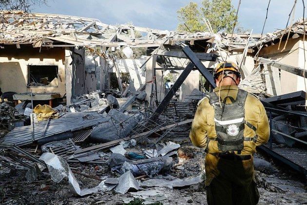 Après un tir de roquette, Israël accuse le Hamas et mobilise des renforts