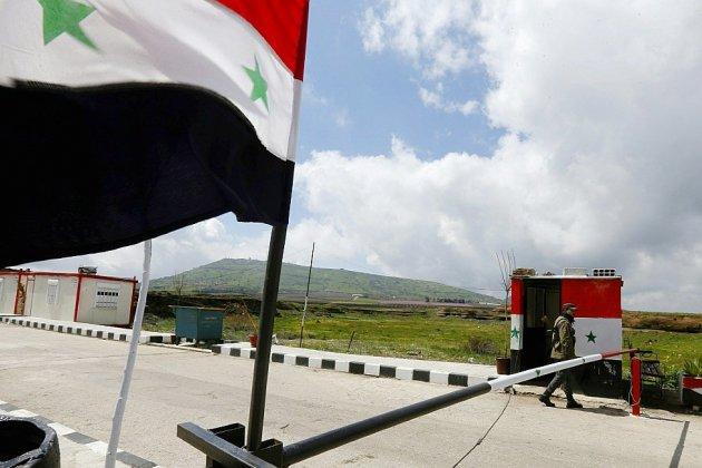Réunion d'urgence de l'ONU mercredi sur le Golan à la demande de la Syrie