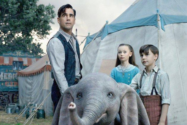 Dumbo, la revisite de Tim Burton