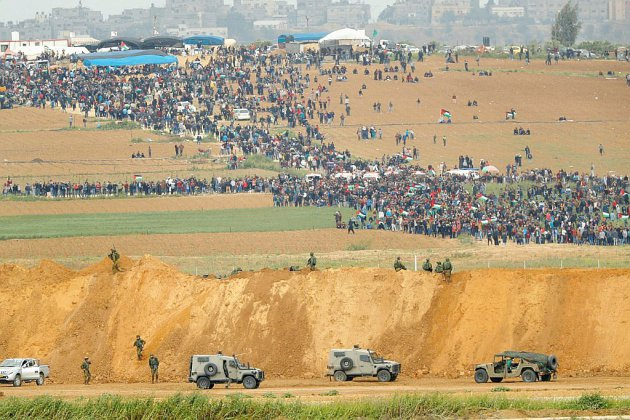 Gaza et Israël au-devant d'un anniversaire à haut risque