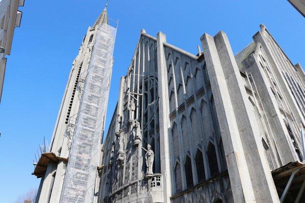 Mission Bern, mécénat, appel à projets... Comment sauver l'église Saint-Nicaise de Rouen ?
