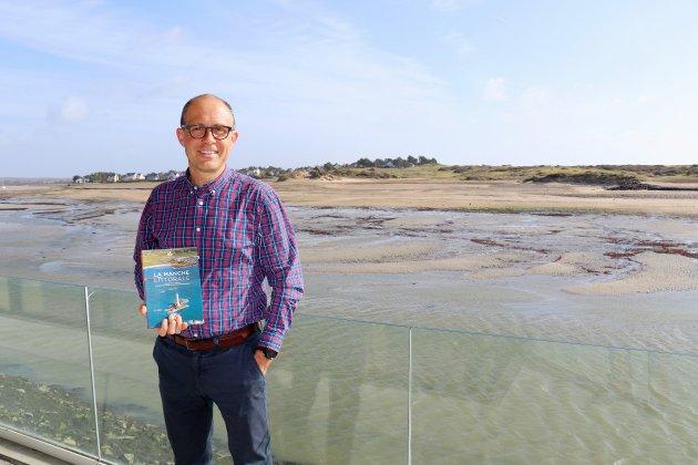 """"""" La Manche littorale """" un ouvrage pour découvrir les trésors naturels ou patrimoniaux de la Manche"""