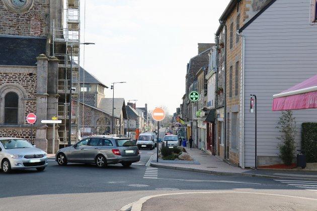 Manche : Un nouveau plan de circulation déclenche la colère des commerçants à Bréhal