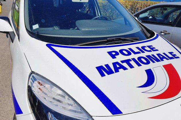 Près du Havre: il percute sept voitures et prend la fuite