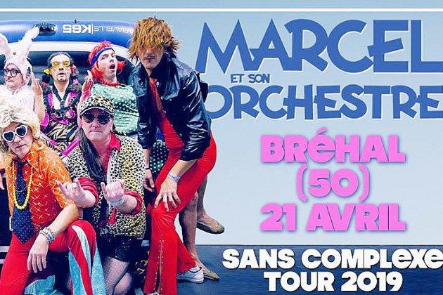 Bréhal fête 30 ans de concerts avec Marcel et son Orchestre