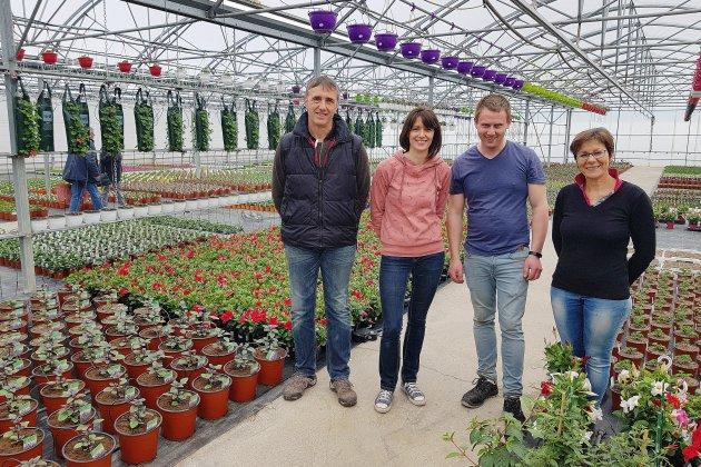 Horticulteurs et pépiniéristes Normands ouvrent leurs portes