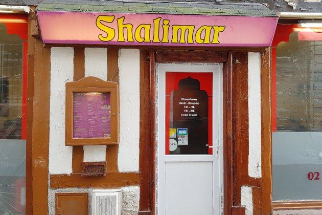 Bonne table à Rouen : Shalimar, restaurant indien rue de la Chaîne