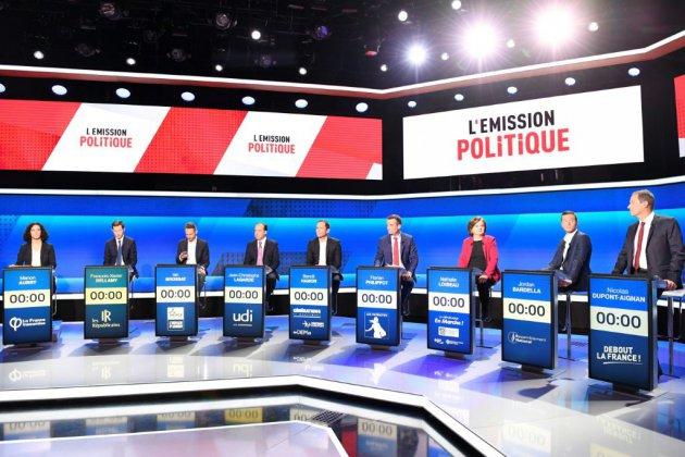 Débat pour les Européennes: le cabinet de curiosités des douze têtes de liste