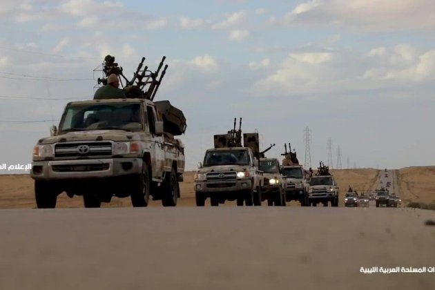 Libye: les forces pro-Haftar repoussées, réunion prévue du Conseil de sécurité