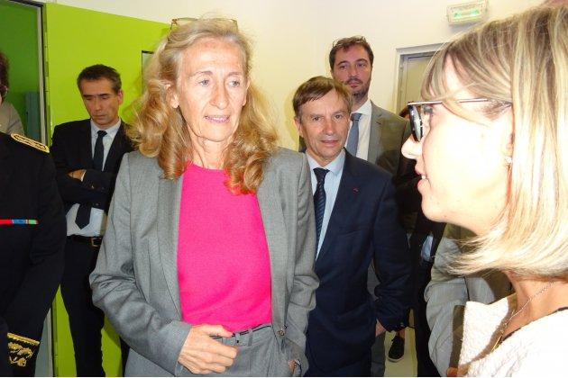 Condé-sur-Sarthe. La ministre Nicole Belloubet de retour à la prison de Condé-sur-Sarthe