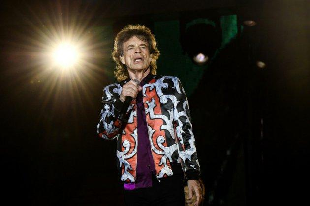 """Mick Jagger a été opéré et dit se sentir """"beaucoup mieux"""""""