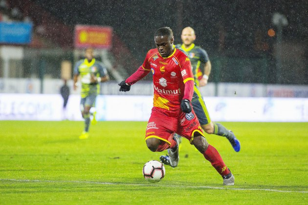 Football: Quevilly Rouen Métropole battu par le leader Rodez