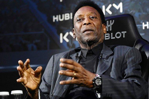 Pelé de retour lundi au Brésil après son hospitalisation