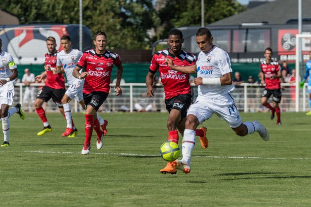 Football (Ligue 1) :Caen battu à Nîmes au bout de l'ennui