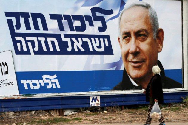 Israël s'apprête à voter, l'avenir de Netanyahu en jeu