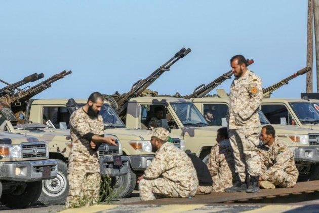 En Libye, l'offensive de Haftar sur Tripoli freinée par des forces progouvernementales