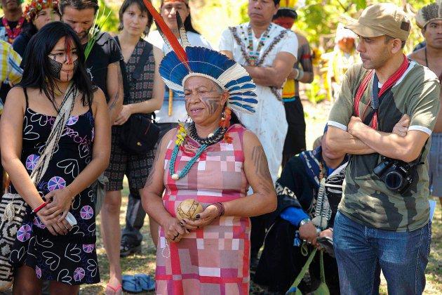 Elle défend les indigènes du Brésil : une Amazone à l'Université de Caen