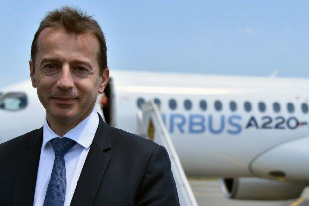Guillaume Faury prend les commandes d'Airbus dans un ciel plein de défis