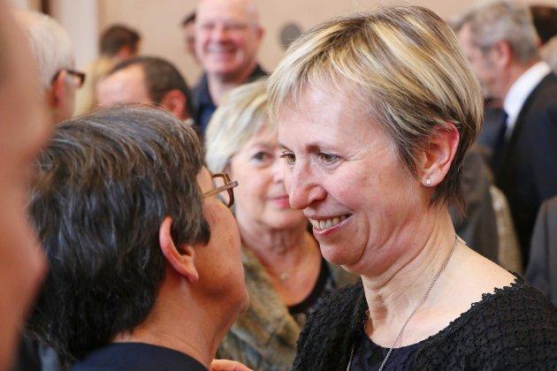 Fabienne Buccio, préfète de Normandie, fait ses adieux