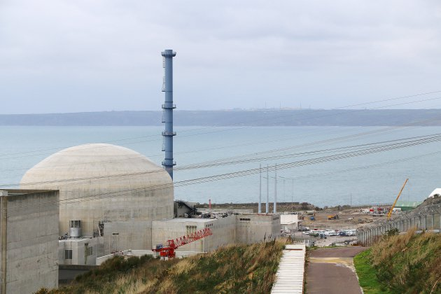 Des experts demandent des travaux à EDF — EPR de Flamanville