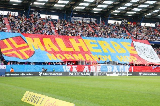 Football (Ligue 1) : le Malherbe Normandy Kop annonce une grève lors de Caen-Angers
