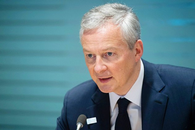 "Airbus: des discussions ""tendues"" entre Le Maire et l'administration Trump"