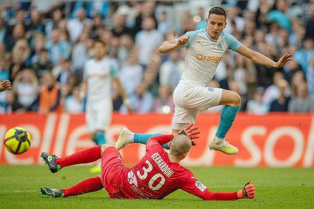 Ligue 1: Marseille revient dans le jeu!