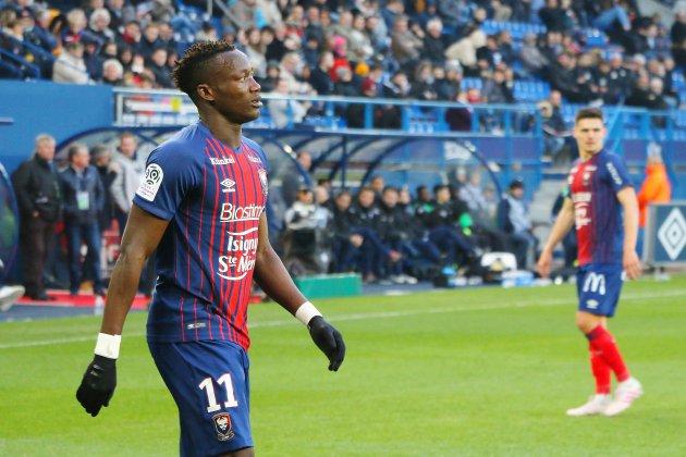 Football (Ligue 1) :Ce Caen-là ne peut rien espérer...